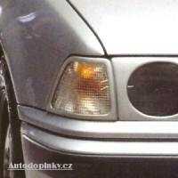 kryty blinkrů BMW E 36 lim.+compakt černé