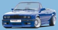 Rieger tuning Spoiler pod přední nárazník BMW E30 r.v. 10.82-11.90