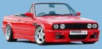 Rieger tuning Přední nárazník BMW E30 r.v. 10.82-11.90