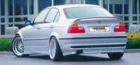 Rieger tuning Spoiler pod zadní nárazník BMW E46 r.v. 04.98- (D 00050105)