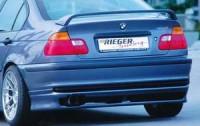 Rieger tuning Spoiler pod zadní nárazník BMW E46 r.v. 04.98- (D 00050106)