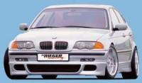 Rieger tuning Spoiler pod přední nárazník BMW E46 r.v. 04.98-