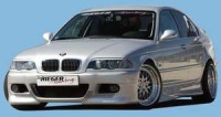 Rieger tuning Přední nárazník Limousine-Diesel BMW E46 r.v. 04.98-