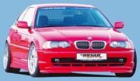 Rieger tuning Spoiler pod přední nárazník BMW E46 r.v. 04.98- (D 00050202)