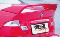 Rieger tuning Křídlo na kufr s 3. brzd. světlem BMW E46 r.v. 04.98- (D 00050212)