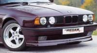 Rieger tuning Spoiler pod přední nárazník BMW E34 r.v. 01.88-08.95