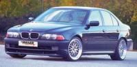 Rieger tuning Spoiler pod přední nárazník BMW E39 r.v. 09.95-03