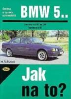 Kniha BMW řada 5.. /113 - 211 PS a diesel/ 9/87 - 7/95