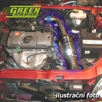 Air Intake System Green Speed'r TWISTER B M W SERIE 3 (E46) 330 i/Ci/Xi výkon 171kW (232hp) typ motoru M54B30 rok výroby 00-