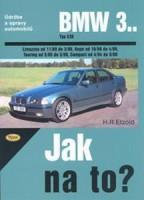 Kniha údržba a opravy automobilů BMW 3  E36