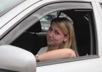 ofuky předních oken BMW SERIE 3 4dv.E30 r.v. 83-90