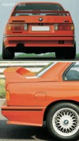 LESTER zadní spoiler BMW 3 E30 -- rok výroby 82-90 (H530)