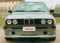 LESTER přední spoiler se světlomety BMW 3 E30 -- rok výroby 87-90