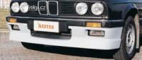 LESTER přední spoiler se světlomety BMW 3 E30 -- rok výroby 85-87