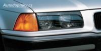 LESTER mračítka předních světlometů - krátká BMW 3 E36 -- rok výroby 90-98