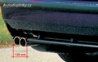 LESTER lišta do zadního nárazníku BMW 3 E36 (nevhodné pro Compact) -- rok výroby 90-98